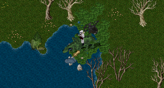 Ultima Online   UODemise   Halloween Town   2017   Under Water